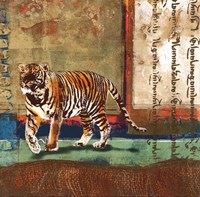 Serengeti Tiger Fine Art Print
