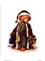 Victorian Bear Fine Art Print