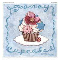 Fancy Cupcakes Fine Art Print
