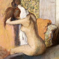 After the Bath by Edgar Degas - various sizes