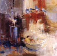 "Still Life I by Simon Addyman - 27"" x 27"" - $27.49"