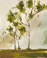 Calli Trees I Fine Art Print