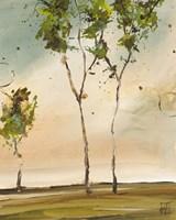 Calli Trees II Fine Art Print