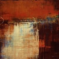 "In the Distance by Liz Jardine - 35"" x 35"""