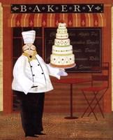 Chef's Specialties IV Framed Print