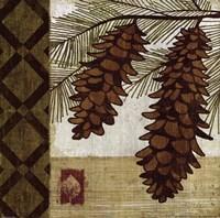"""Summer Pine I by Mo Mullan - 12"""" x 12"""""""