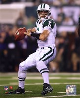 Mark Sanchez 2010 Action Fine Art Print