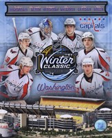 "Washington Capitals 2011 NHL Winter Classic Composite - 8"" x 10"""