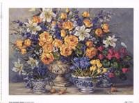 "From Gabrielle's Garden by Barbara Mock - 8"" x 6"""
