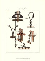Nautical Details VI Framed Print