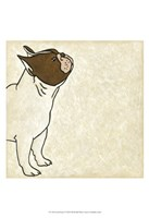 "Good Dog I by Chariklia Zarris - 13"" x 19"" - $12.99"