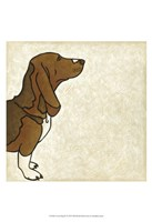 "Good Dog II by Chariklia Zarris - 13"" x 19"" - $12.99"