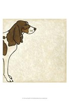 "Good Dog III by Chariklia Zarris - 13"" x 19"""