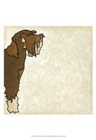 "Good Dog VI by Chariklia Zarris - 13"" x 19"" - $12.99"