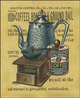 Small Coffee Grounds (IP) Fine Art Print
