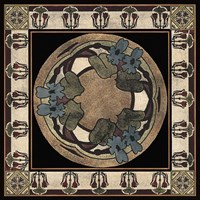 Arts & Crafts Motif I by Vision Studio - various sizes