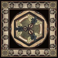 Arts & Crafts Motif II by Vision Studio - various sizes