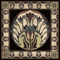 Arts & Crafts Motif III by Vision Studio - various sizes
