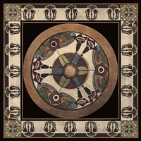 Arts & Crafts Motif IV by Vision Studio - various sizes