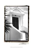 "Bermuda Architecture II by Laura Denardo - 13"" x 19"""