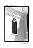 "Bermuda Architecture III by Laura Denardo - 13"" x 19"", FulcrumGallery.com brand"