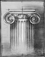 Custom Classical Sketch I (U) by Ethan Harper - various sizes
