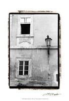 "Glimpses of Prague III by Laura Denardo - 13"" x 19"""
