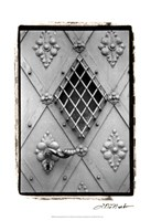 "Distinguished Doors I by Laura Denardo - 13"" x 19"""