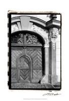 "Prague Passageway III by Laura Denardo - 13"" x 19"""
