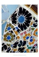 "Mosaic Fragments I by Vision Studio - 13"" x 19"""
