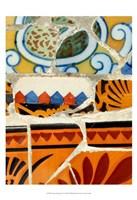 "Mosaic Fragments II by Vision Studio - 13"" x 19"" - $12.99"