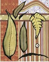 Go Go Leaves II Fine Art Print