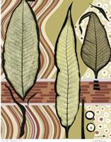 Go Go Leaves III Fine Art Print