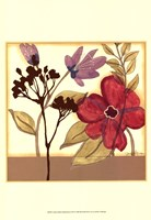 Cust. Garden Sophistication II (PP) Framed Print
