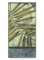 "Small Sophisticated Palm II by Jennifer Goldberger - 10"" x 13"""