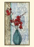"""Small Orchid Opulence II (P) by Jennifer Goldberger - 10"""" x 13"""" - $10.49"""