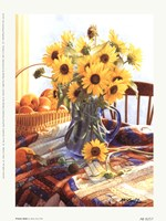 Prairie Gold Fine Art Print