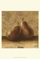"Small Fruit Duet II (P) by Ethan Harper - 13"" x 19"""