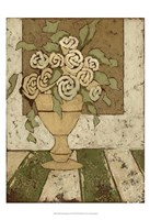 """Small Golden Bouquet I by Megan Meagher - 13"""" x 19"""""""