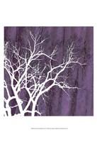 "Small Aurora Silhouette II (P) by Alicia Ludwig - 13"" x 19"""