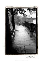 "Riverwalk by Laura Denardo - 13"" x 19"""