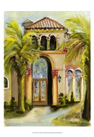 "At Home in Paradise II by Anitta Martin - 13"" x 19"" - $12.99"