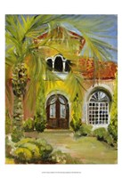"At Home in Paradise IV by Anitta Martin - 13"" x 19"" - $12.99"