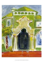 "At Home in Paradise V by Anitta Martin - 13"" x 19"" - $12.99"