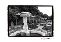 "Garden Elegance II by Laura Denardo - 19"" x 13"", FulcrumGallery.com brand"