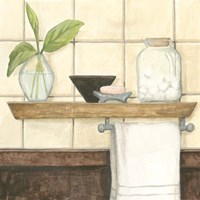 Contemporary Bath IV by Megan Meagher - various sizes