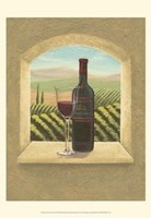 "Vineyard Vista II by Joelle McIntyre - 13"" x 19"""