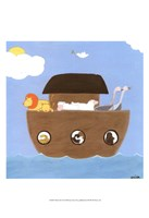Noah's Ark II Fine Art Print