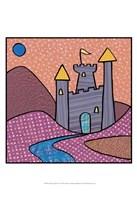 Calico Kingdom II Fine Art Print