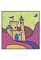 Calico Kingdom III Fine Art Print